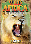 Wild Africa (DVD, 2007, 5-Disc Set)