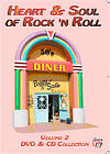 Heart And Soul Of Rock 'N' Roll Vol.2 (DVD, 2007, 2-Disc Set)