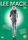 Lee Mack - Live (DVD, 2007)