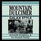 Bonnie Russell - Mountain Dulcimer Galax Style (2000)