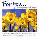 Various Artists - For You [Sony] (2000)