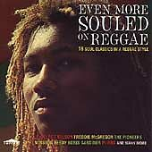 Various Artists  Even More Souled on Reggae 1997cd - nuneaton, Warwickshire, United Kingdom - Various Artists  Even More Souled on Reggae 1997cd - nuneaton, Warwickshire, United Kingdom