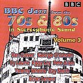 BBC-Jazz-From-The-70-039-s-amp-80-039-s-Vol-3-Various-Artists-Audio-CD-New-FREE-amp-FAST