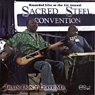 Various Artists - Train Don't Leave Me (The First Annual Sacred Steel Convention/Live Recording, 2001)