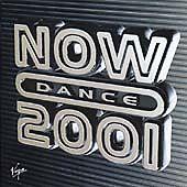 Now Dance 2001, Various Artists - 2 CD set - Mint