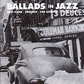 Ballads-in-Jazz-Various-Artists-Audio-CD-New-FREE-amp-Fast-Delivery