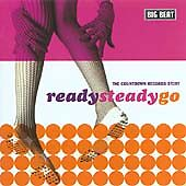 Ready Steady Go - The Countdown Records Story (CDWIKD 231)