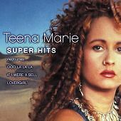 Teena-Marie-Super-Hits-2002-10-tracks-cd-excellent-condition