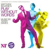 Play Without Words (Original Soundtrack)  (CD  2004) Music by Terry Davies
