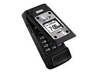 Sanyo Pro 700 - Black  Cellular Phone