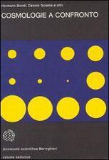 Saggi di matematica e scienze in italiano della prima edizione, di astronomia e cosmologia