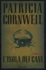Romanzi e saghe copertina rigida Patricia Cornwell prima edizione