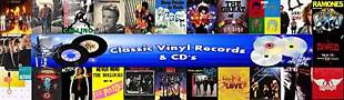 Classic Vinyl Records and CDs