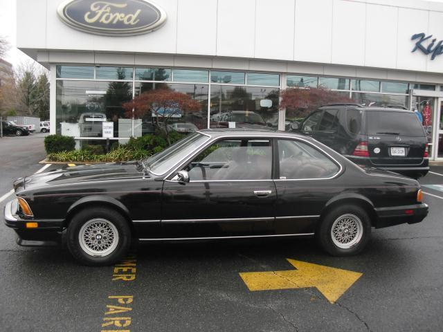 1979 BMW 633 CSI Coupe 5 Speed 57K Original Miles WOW!!