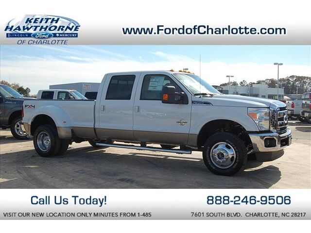 Lariat Diesel New 6-Speed A/T 8 Cylinder 4-wheel drive