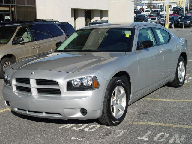 09 DODGE CHARGER SE - FREE SHIP/AIR
