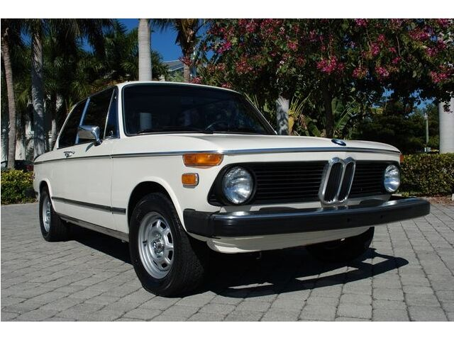 "1976 BMW 2002 ""RARE FIND"" Excellent Cond. 2.0L 4-Cyl"