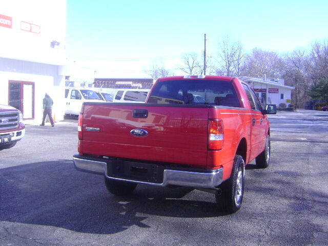 F150 CREW CAB 4 DOOR XLT 4X4 WARRANTY MARYLAND INSPECTE