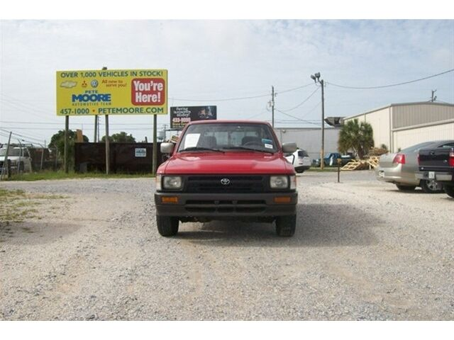 1993 Toyota Pickup Base