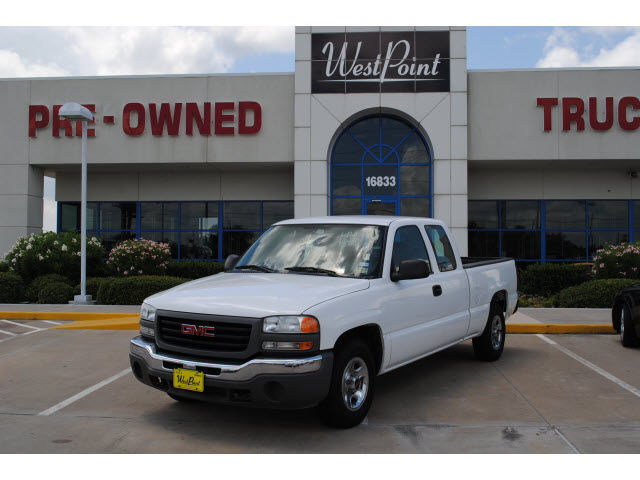 2004 GMC Sierra 1500 Work Truck low mileage