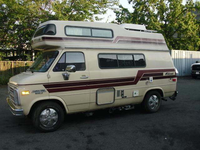 Craigslist Vans For Sale Camper Vans For Sale Used