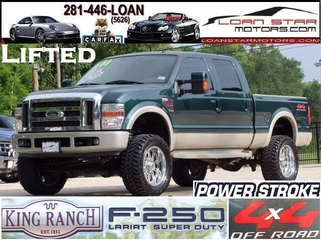"Diesel Kingranch 4x4 Lifted 35"" Wheels LOADED Mint FX4"