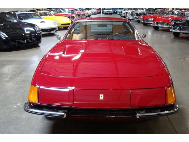 1973 Ferrari 365GTB/4 Daytona Numbers Match