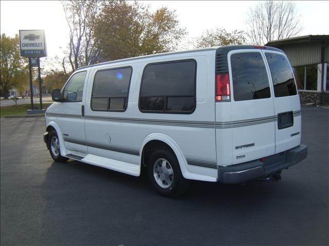 Used Chevy Conversion Vans Sale