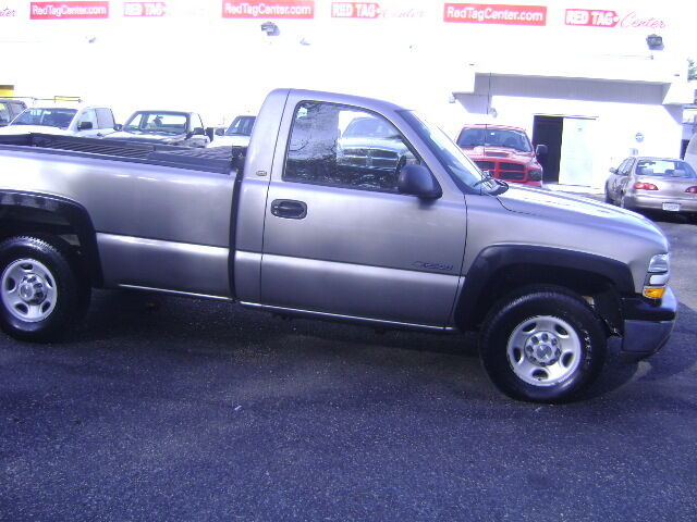 2500 LONG BED LOW MILES RUNS ON GAS AND CNG WARRANTY