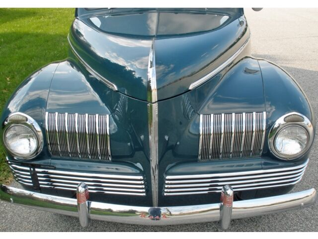 1941 Nash Ambassador 600 Slipstream 2-door Sedan 37KMi!