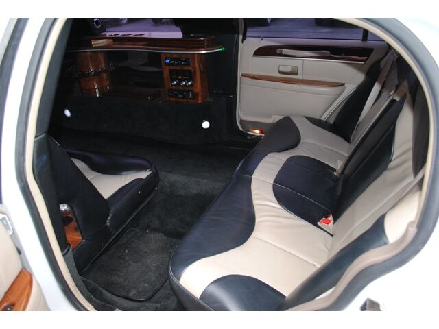 LIMO, LIMOUSINE, STRETCH, SUPER STRETCH, CRAFTSMAN