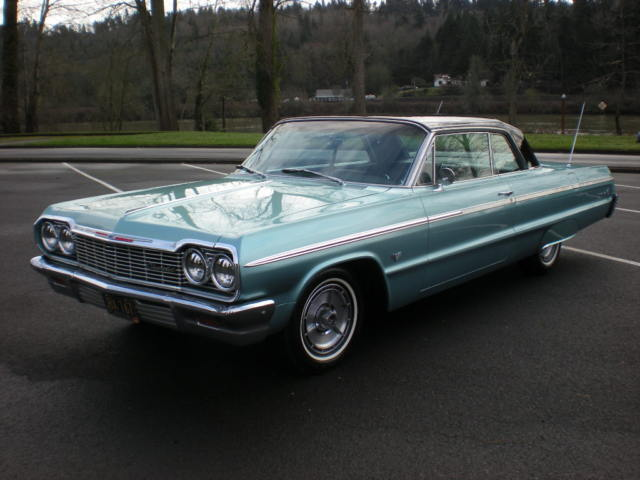 1964 Chevrolet Impala Super Sport Verified Factory SS !