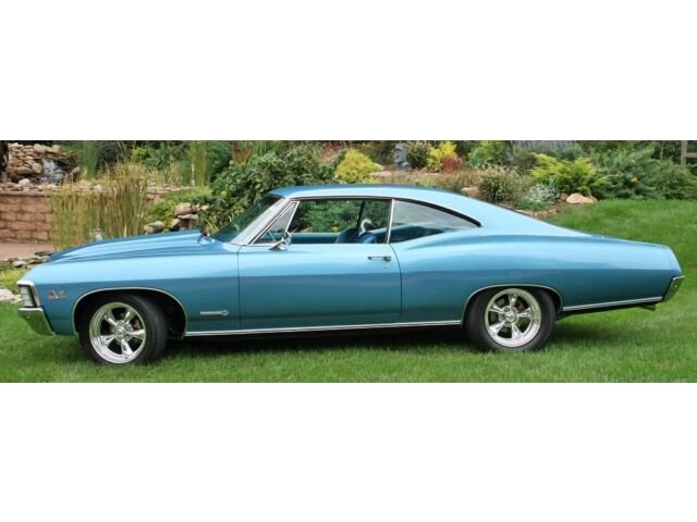 1967 Impala Resto Mod 427/500 HP 5-Speed AWESOME!