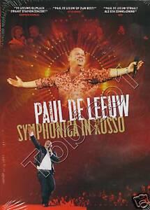 PAUL-DE-LEEUW-SYMPHONICA-IN-ROSSO-DVD-SEALED-NIEUW