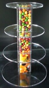 4-TIER-TUBES-CUPCAKE-CUP-CAKE-WEDDING-DISPLAY-STAND