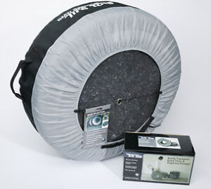 BMW-Tire-Totes-Carrier-Bag-Wheel-Felt-Rim-Protection