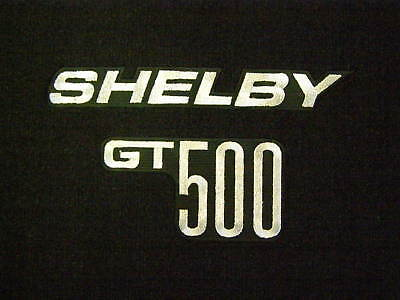 New Shelby GT 500 Mustang Floor Mats OEM 2005 UP