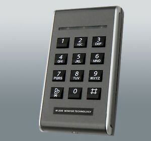 Keypad for garage