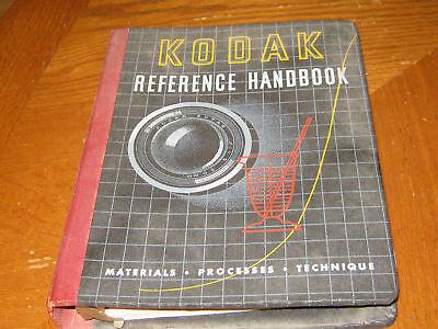 Инструкции и руководства 1948 Kodak Reference