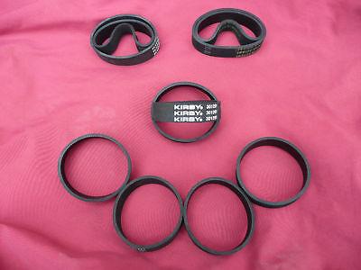 10 Kirby Vacuum 301291 Belts G3 G4 G5 Gsix G6 Sentria