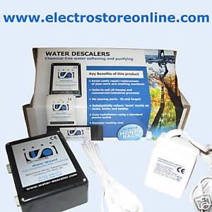 ELECTRONIC WATER CONDITIONER DESCALER SOFTENER – WIZARD