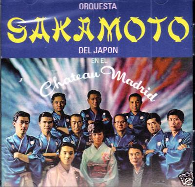 Orquesta Sakamoto Del Japon En El Chateau Madrid De Ny ( No Remastered) Cd