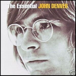 JOHN-DENVER-2CD-ESSENTIAL-CD-36-COUNTRY-Trax-NEW