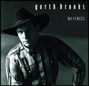 GARTH-BROOKS-NO-FENCES-D-Remaster-CD-90s-COUNTRY-POP-NEW