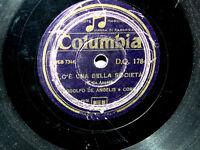 78 Giri R. De Angelis C'e' Una Bella Societa' -  - ebay.it