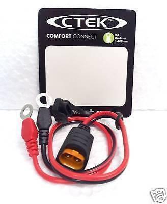 ctek schnellkontakt kabel f r multi xs 5 0 m6 ring sen ebay. Black Bedroom Furniture Sets. Home Design Ideas