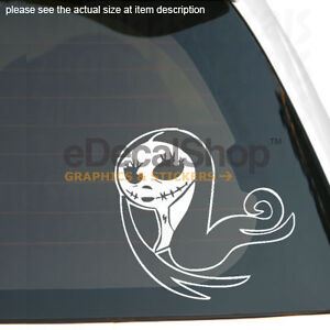Details about SALLY NIGHTMARE BEFORE CHRISTMAS Vinyl Sticker Decal