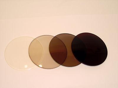 2 Brillengläser Kunststoff 1,56 Phototrop SELBSTTÖNEND mit Hart-Super ET