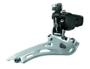 Campagnolo-Veloce-Road-Bike-Front-Mech-Derailleur-35mm-Black