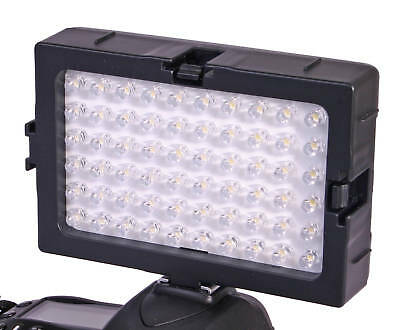 Video Light For D/slr With Video 60 Led Variable Output ->> Free Us Shipping